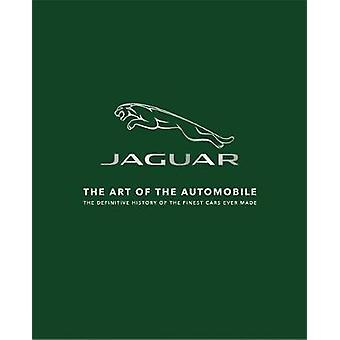 Jaguar - The Art of the Automobile by Zef Enault - 9781784726171 Book