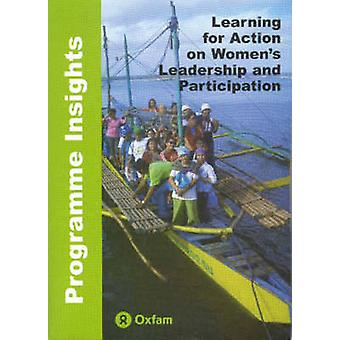 Learning for Action on Women's Leadership and Participation by Joanna