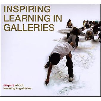 Inspiring Learning in Galleries by Barbara Taylor - 9780953680184 Book