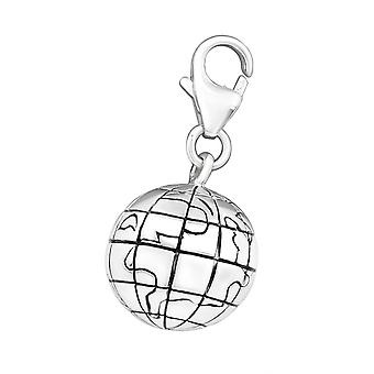 World - 925 Sterling Silver Charms With Lobster - W12142x