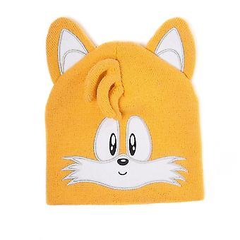 Official Sonic the Hedgehog 'Tails' Laplander Beanie