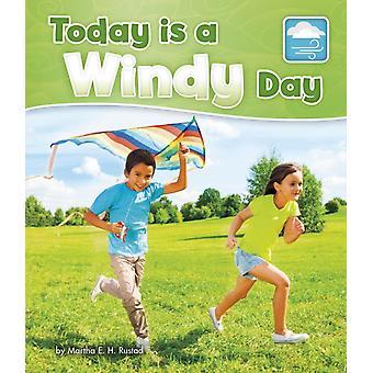 Today is a Windy Day by Martha Elizabeth Hillman Rustad
