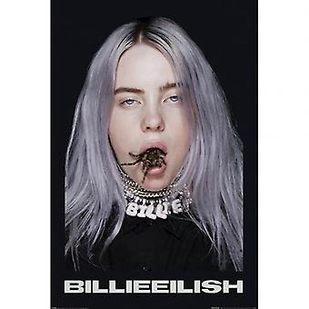 Billie Eilish Poster Spider 292
