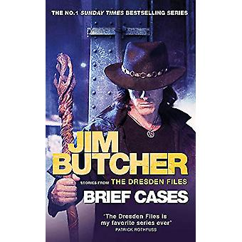 Brief Cases - The Dresden Files by Jim Butcher - 9780356511719 Book
