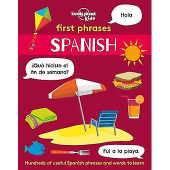 First Phrases - Spanish by Lonely Planet Kids - 9781838690885 Book