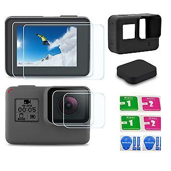 GoPro Hero 5/6/7 Kit de accesorios negros