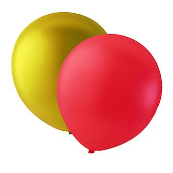 Balloon Combo 24-pack Or/Rouge