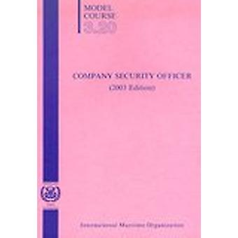Company security officer by International Maritime Organization - 978