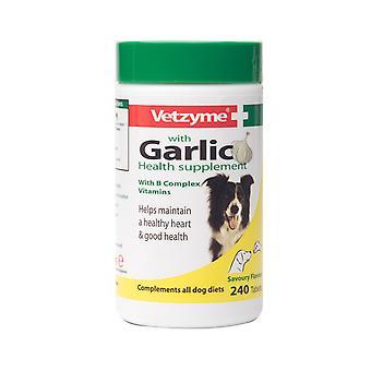Vetzyme Garlic Tablets