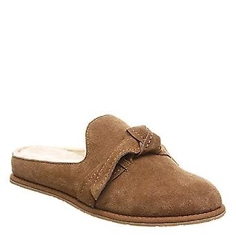 Bearpaw Womens Liberty Closed Toe Slip On Slippers