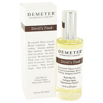 Alimentos Colonia Spray del Demeter diablo por Demeter 4 oz Colonia Spray