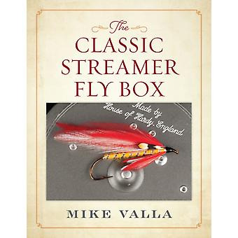 The Classic Streamer Fly Box by Mike Valla