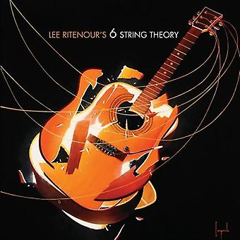 Ritenour, Lee Six String Theory - 6 String Theory [CD] USA import