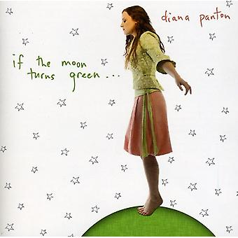 Diana Panton - If the Moon Turns Green... [CD] USA import