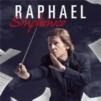Raphael - Sinph0Nico [CD] USA import