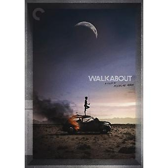 Walkabout [DVD] USA import