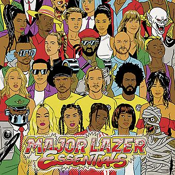 Major Lazer - Essentials [CD] USA import