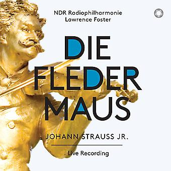 Strauss / Aikin / Wdr Rundfunkchor - Die Fledermaus [SACD] USA import