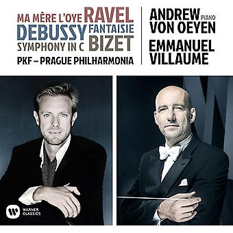 Prague Philharmonia - Ravel Debussy Bizet [CD] USA import