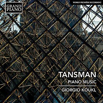 Piano Music Played By Giorgio Koukl [CD] USA import