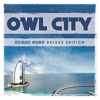 Owl City - Ocean Eyes [CD] USA import