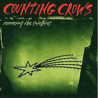 Counting Crows - Recovering the Satellites [CD] USA import