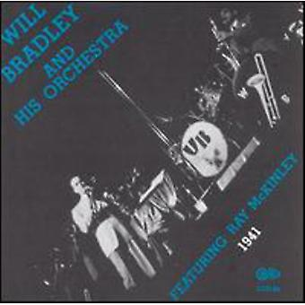Will Bradley & His Orchestra - Featuring Ray McKinley [CD] USA import