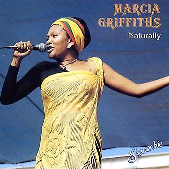 Marcia Griffiths - naturalmente importación de Estados Unidos [CD]