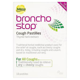 Broncho Stoppa 10 Pastiller