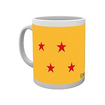 Dragon Ball Z, Mug - 4 Star Ball