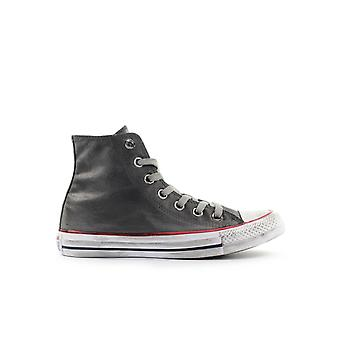 CONVERSE CHUCK TAYLOR ALL STAR GREY WAXED SNEAKER