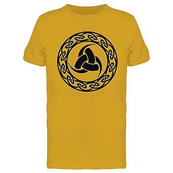 Triple Horn Of Odin Design Tee Men's -Imagen por Shutterstock