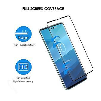 iCoverCase ? Samsung Galaxy S10 Plus Protector de pantalla integral