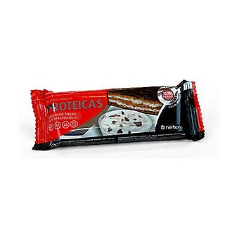 Black Chocolate and Stracciatella Protein Bar 1 bar of 15.18g
