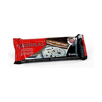 Svart Sjokolade og Stracciatella Protein Bar 1 bar på 15.18g