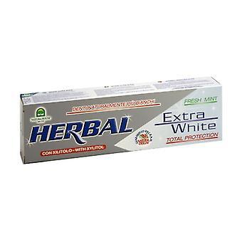 Dentifrice Herbal Aloe Extra White 100 ml
