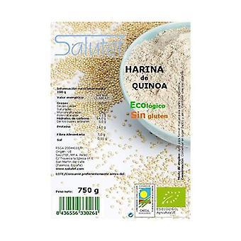 Quinoa flour ECO 750 g of powder