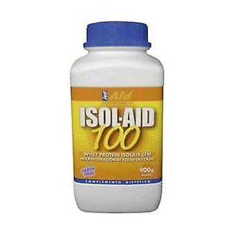 Isol-Aid 100 Isolated Chocolate Protein 900 g of powder (Chocolate)