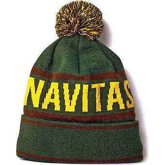 Navitas Walking Ski Bobble Hat Natural
