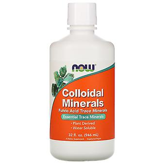 Now Foods, Colloïdal Minerals, 32 fl oz (946 ml)