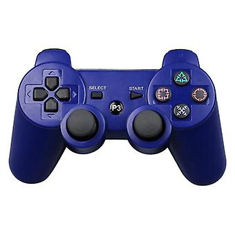 Stuff Certified® Gaming Controller for PlayStation 3 - PS3 Bluetooth Gamepad Blue