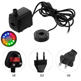 Usb Water Pump With Power Cord - Waterproof Garden Fountain
