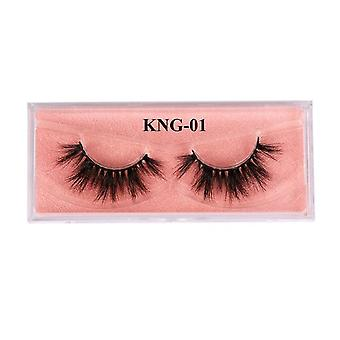 False Eyelash 3d -mink Lash Cruelty Free Lashes, Cilios Dramatic Reusable