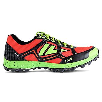 VJ Sport Vj Xtrm Mens Fell Running Shoes Red/green/black