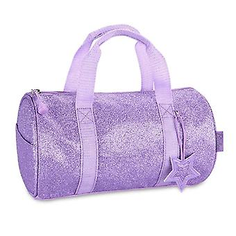 Sparkalicious Purple Duffle (Small)