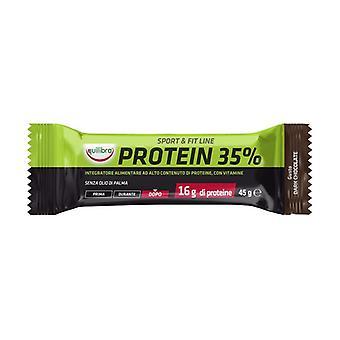 Protein 35% Mørk Sjokolade 1 enhet