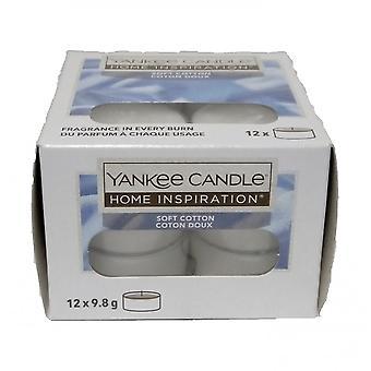 Yankee Kerze Tee Licht Kerzen weiche Baumwolle