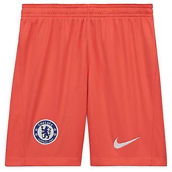 2020-2021 Chelsea Third Nike Football Shorts (Kids)