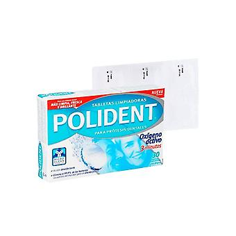 Polident Dentiers Cleaner (30 pcs)