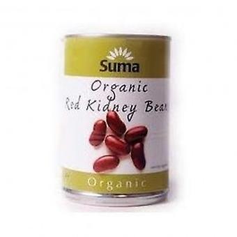 Suma - Organic Red Kidney beans 400g